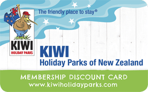 Save With A Kiwi Holiday Parks Membership